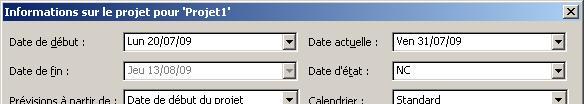 Auditer les coûts dans Microsoft Project : CRTE, CBTP, valeur acquise... (2/2)